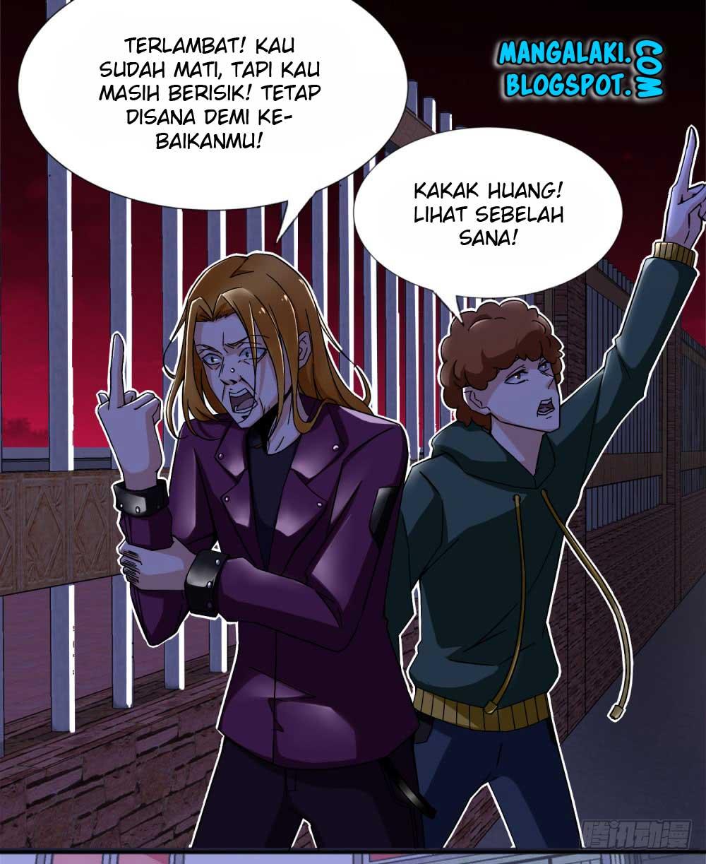 Dilarang COPAS - situs resmi www.mangacanblog.com - Komik king of apocalypse 013 - chapter 13 14 Indonesia king of apocalypse 013 - chapter 13 Terbaru 8|Baca Manga Komik Indonesia|Mangacan