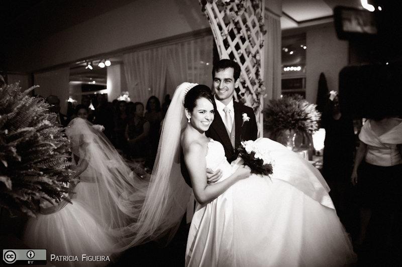 Foto de casamento 1361pb de Nathalia e Fernando. Marcações: 04/12/2010, Casamento Nathalia e Fernando, Niteroi.