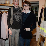 WWW.ENTSIMAGES.COM -   Lewis-Duncan Weedon and  Fossy Meade  at         Fashion with Oui Friends in Harpenden Hertfordshire November 21st 2013                                           Photo Mobis Photos/OIC 0203 174 1069