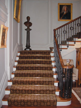Stairs Rods Always Seem Appropriate In Traditional Spaces, But There Are  Now Modern Versions Being Seen More Frequently.