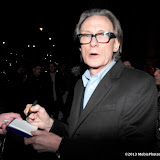 WWW.ENTSIMAGES.COM -  Bill Nighy  at  Major David Bowie at Victoria and Albert Museum, Cromwell Road, London, retrospective showcasing some of his best known stage outfits. Sponsored by Gucci March 20th 2013                                                        Photo Mobis Photos/OIC 0203 174 1069