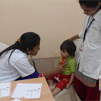 Medical Check Up for PG-Morning Section at Witty World, Chikoowadi
