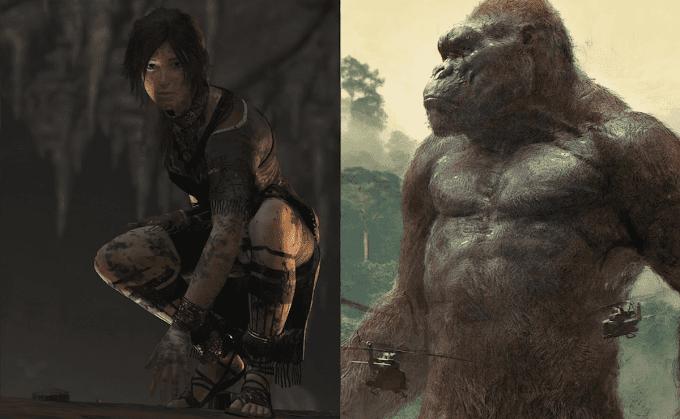 Habrá serie de animación de King Kong y Tomb Raider