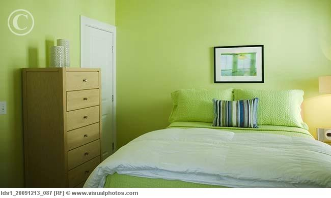 The big city bumpkin what i 39 m debating dresser tv for Lime green wall color