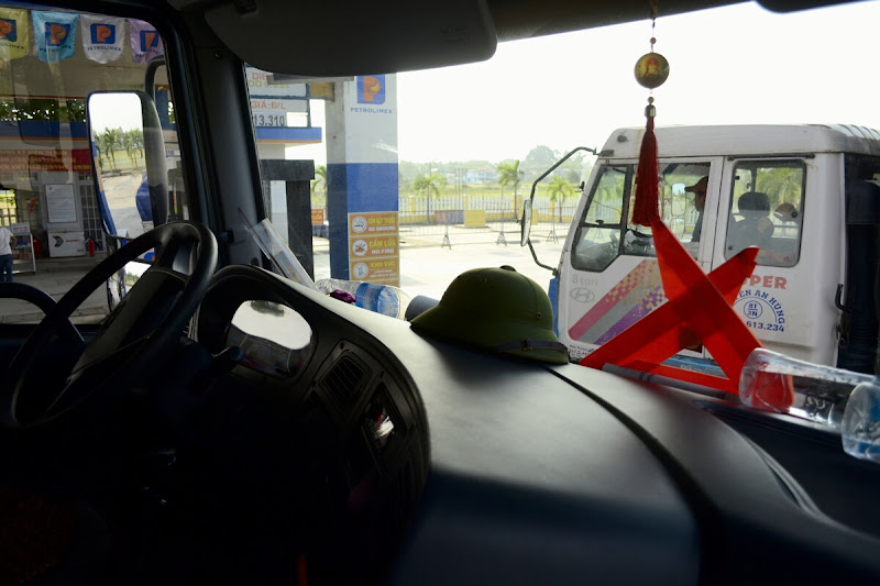 автостоп вьетнам