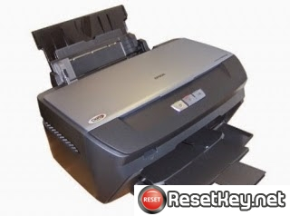 Resetting Epson R265 printer Waste Ink Counter