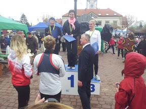 I Bieg Wojciechowy w Serocku (28 kwietnia 2013)