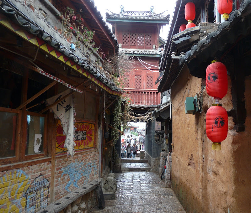 Chine. Yunnan.LIJIANG , Dragon snow mountain,puis lac LUGU - P1230634.JPG