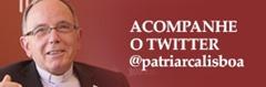Twitter Patriarcado Lisboa