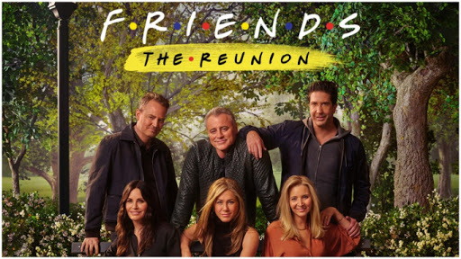 The Long-Awaited Friends Reunion is Now on HBO MAX