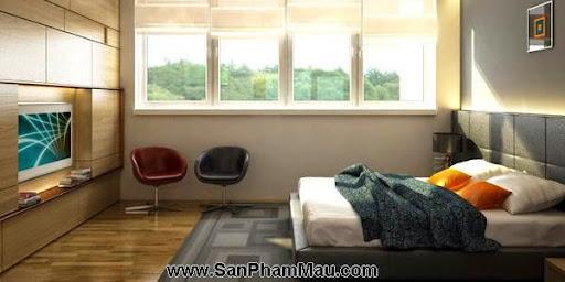 Các mẫu thiết kế nội thất phòng ngủ-4