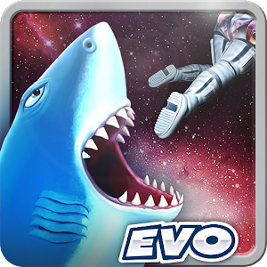 Hungry Shark Evolution v3.7.4 Apk Mod [Mega Mod]