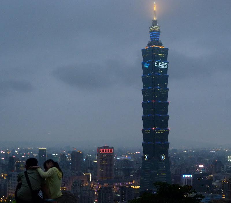 TAIWAN Taipei,Elephant mountain et proche de Shiding - P1140366.JPG