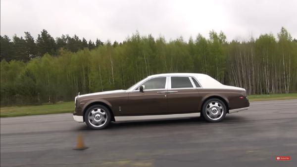 Rolls Royce vs Toyota GT86
