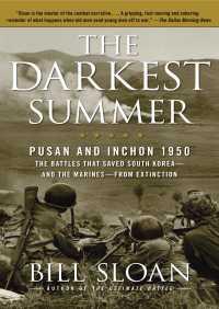 The Darkest Summer By Bill Sloan