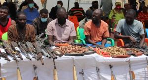 Police arrests 84 suspected kidnappers, bandits, others #Arewapublisize
