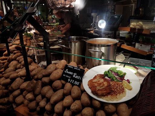 Singapore Eats: Rosti Date at Marche, Suntec City