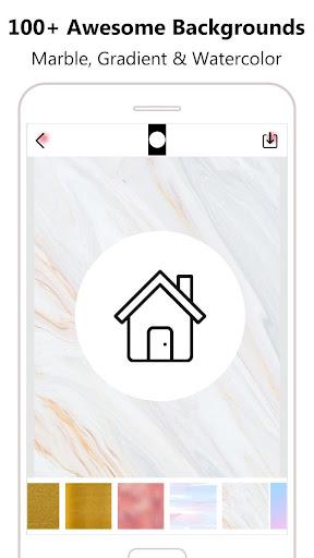 Screenshot for Highlight Cover Maker for Instagram Story in Hong Kong Play Store
