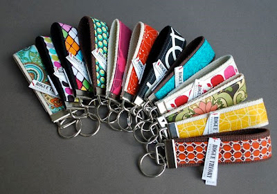 key fob collection