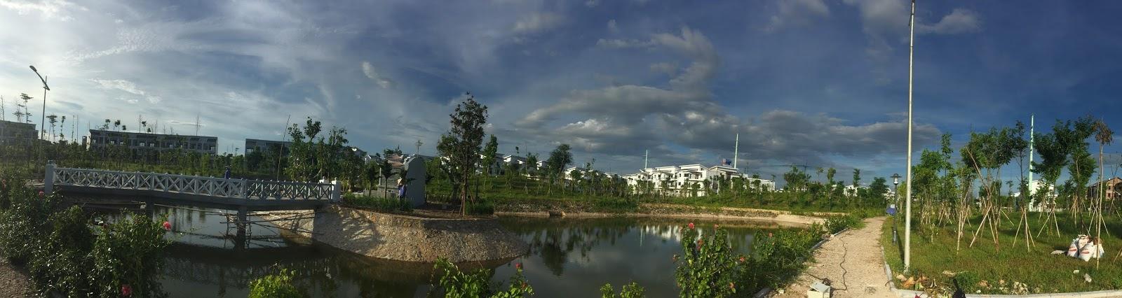 hồ sinh thái xuân phương tasco