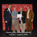 Fall 2017 Foundation Scholarship Ceremony - Houston%2BGunter%2BEndowed.jpg