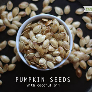Healthier Pumpkin Seed