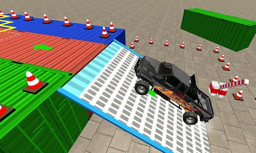 Drive Ahead 4x4 Monster Jeep Modern Parking Game 1.5 screenshots 2