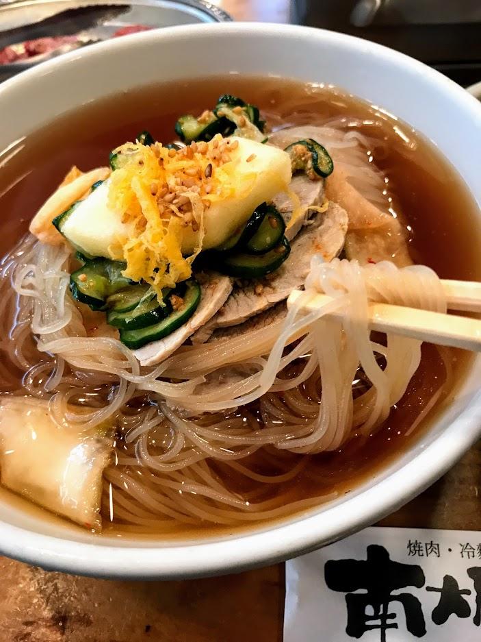 冷麺1,000円