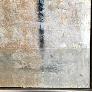 Signed Encaustic Painting