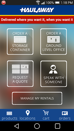 Haulaway Storage Container App APK download APKPureco
