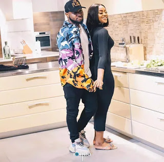 [GBAM] Chioma Deletes Instagram Account After Davido Celebrated His Baby Mamas