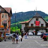 Улочки Cortina d Ampezzo