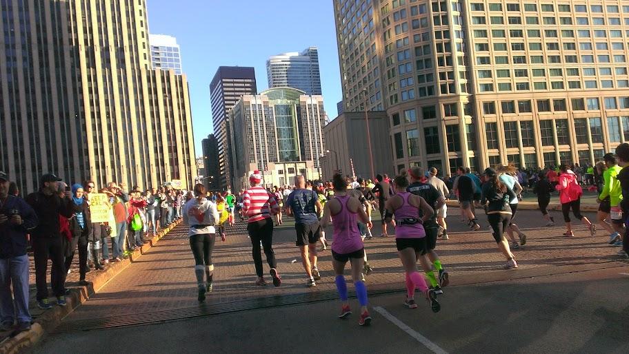IMAG6882 My Chicago Marathon Recap   #TeamDannyDid