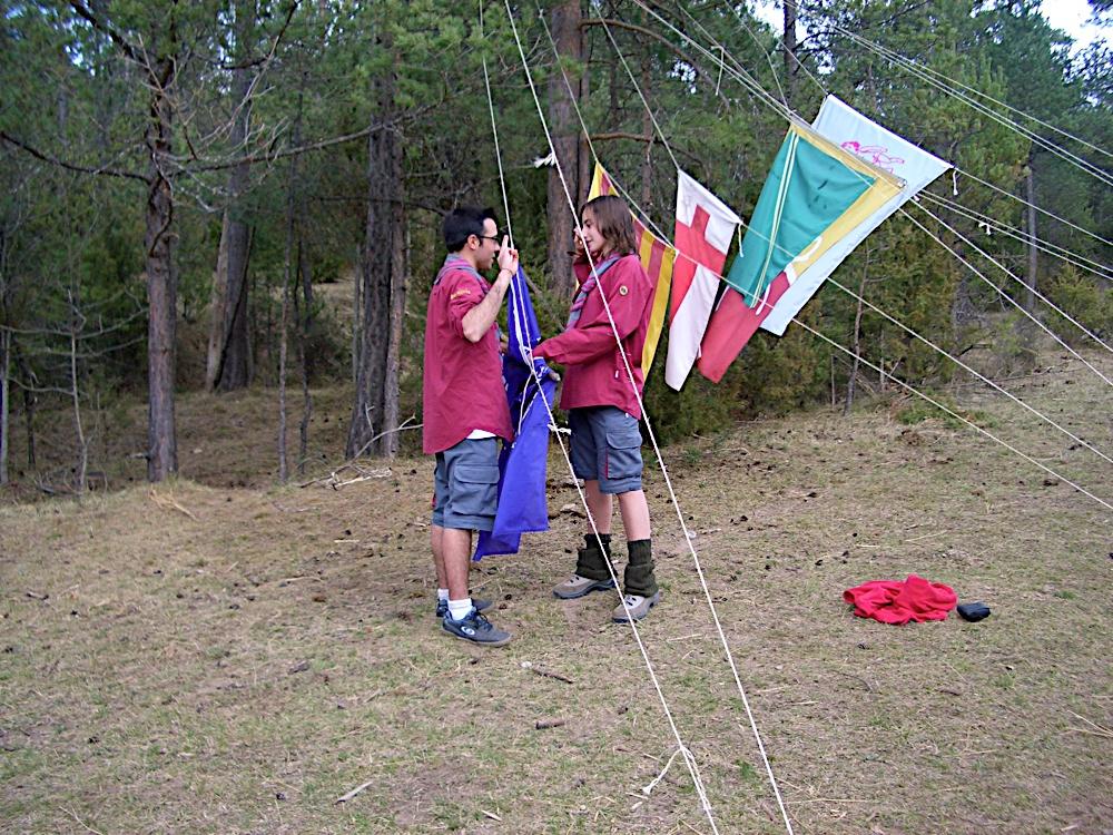 Campaments amb Lola Anglada 2005 - CIMG0406.JPG
