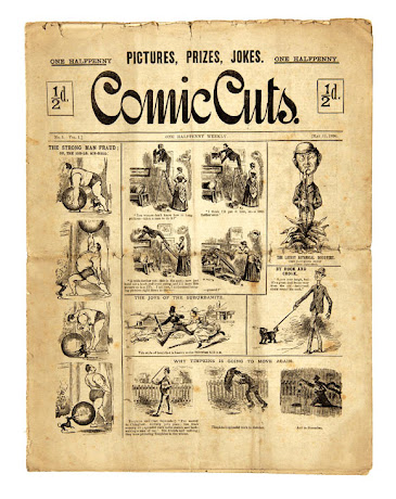 Comic Cuts Issue 1