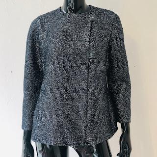 Versace Lamé Suit