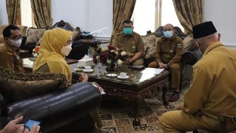 Gubernur Mahyeldi Bangga, Ibu Negara Iriana Joko Widodo Akan Buka Kegiatan Randang Mendunia