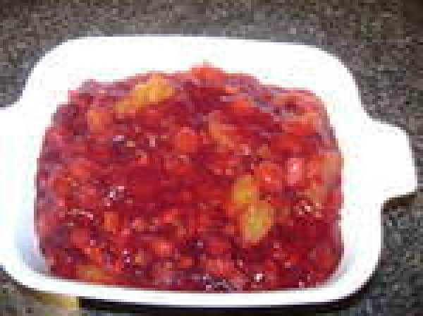 Cranberry Walnut Salad Recipe