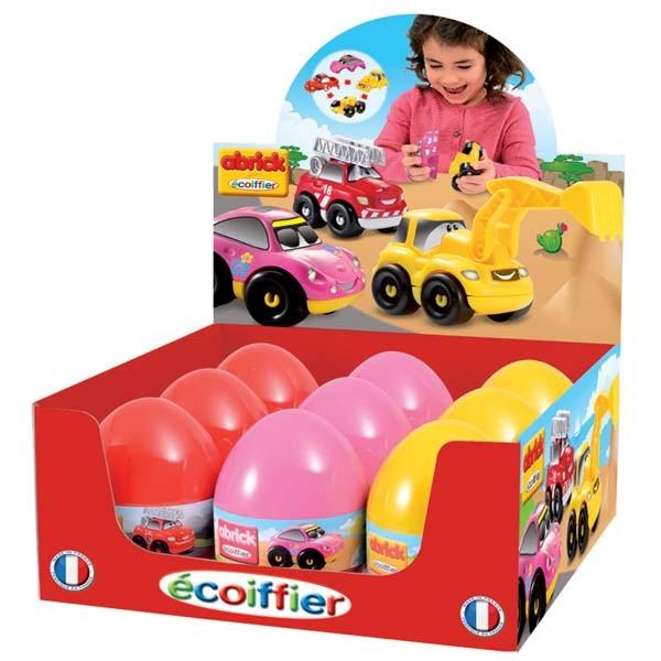 Đồ chơi Quả trứng thần kỳ Ecoiffier P16108