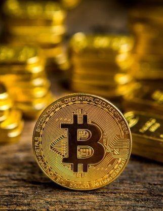 Bitcoin — BTC