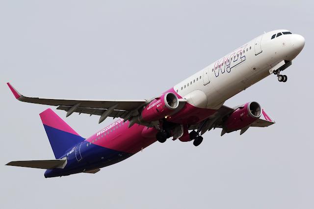 Wizz Air anuncia dos nuevas rutas a Cardiff y Doncaster