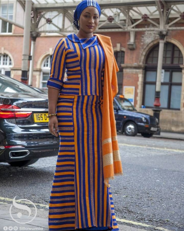 POPULAR AFRICAN CLOTHING WOMAN STYLES 2019 4