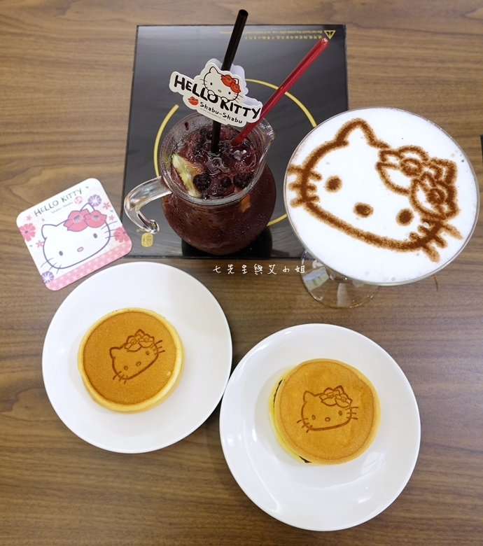 40 HELLO KITTY Shabu-Shabu 火鍋二號店 Hello Kitty  火鍋