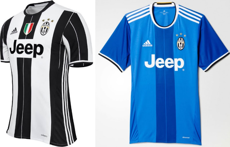 5d67cec2d Football Kits 2016-17 (Officially Released Shirts)