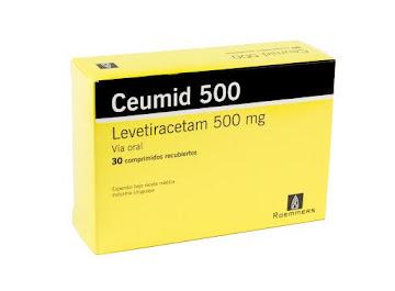 Ceumid 500mg Comprimido