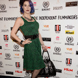 OIC - ENTSIMAGES.COM - Jasz Vegas at the Independent Filmmakers Ball a charity event in aid in The British independent Film Trust London 29th April 2015  Photo Mobis Photos/OIC 0203 174 1069