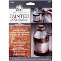 FolkArt Faux Paint Kit - Rust