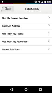 MyCityWay - India- screenshot thumbnail