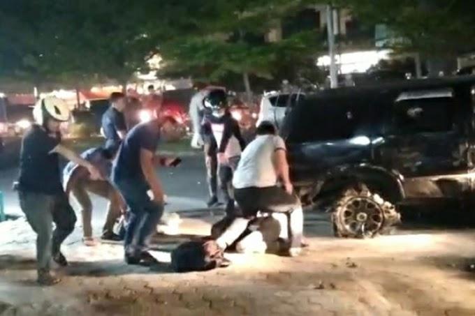 Detik-detik Perwira Polisi Ditangkap Bawa 16 Kg Sabu, Sempat Diberondong Tembakan agar Menyerah