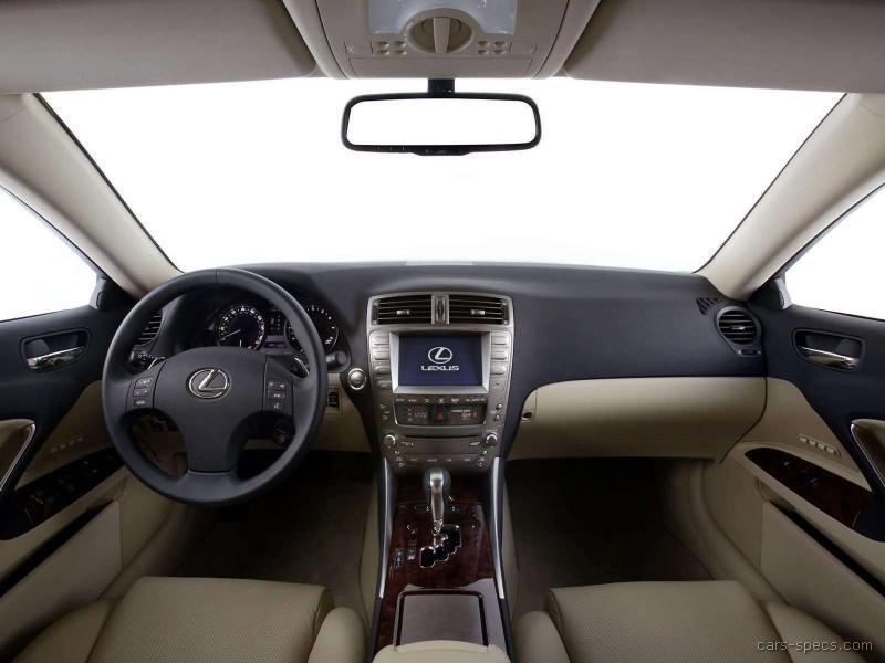 2006 Lexus IS 250 Sedan Specifications, Pictures, Prices
